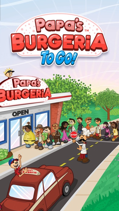 download Papa's Burgeria To Go! apps 2