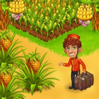 Farm Paradise: farm trade game