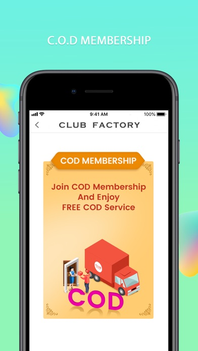 Screenshot for Club Factory - Unbeaten Price in India App Store
