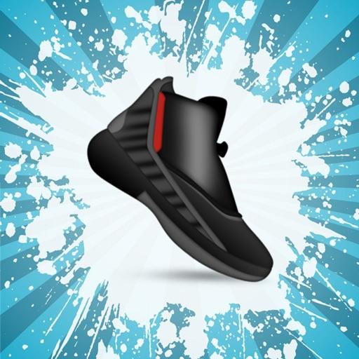 Shoe Emoji - Sneakerhead Moji icon