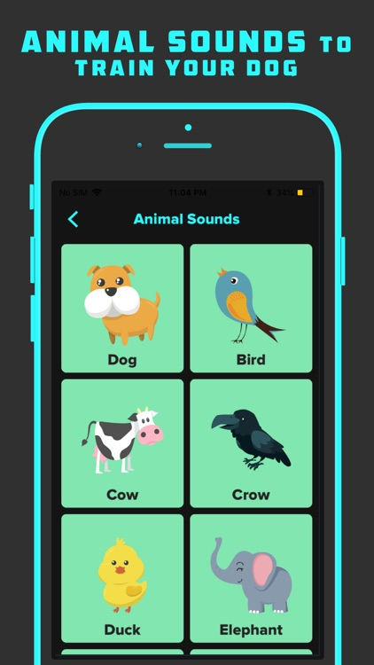 Dog Trainer with Whistle screenshot-7