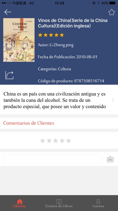 Screenshot for EsLibros in Netherlands App Store