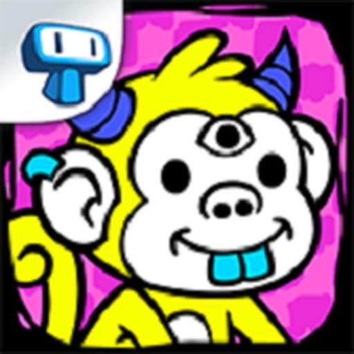 Monkey Evolution Merge