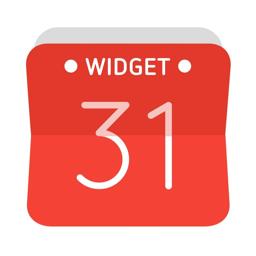 Ícone do app Widget Calendar : Easy&Simple