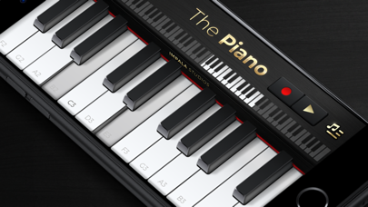 The Piano. Screenshot