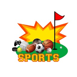 Sports Activities Sticker Pack