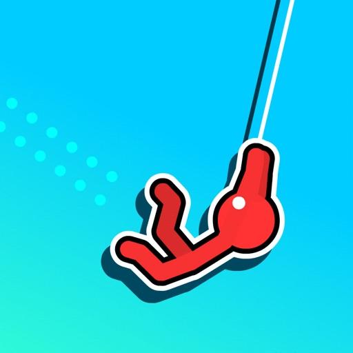 Stickman Hook app for ipad