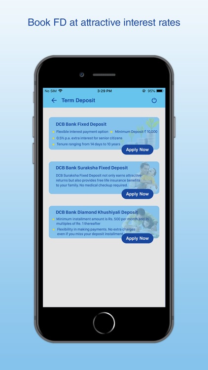DCB Bank Mobile Banking screenshot-7