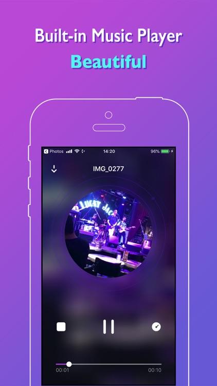 Audic - Audio MP3 Converter screenshot-6