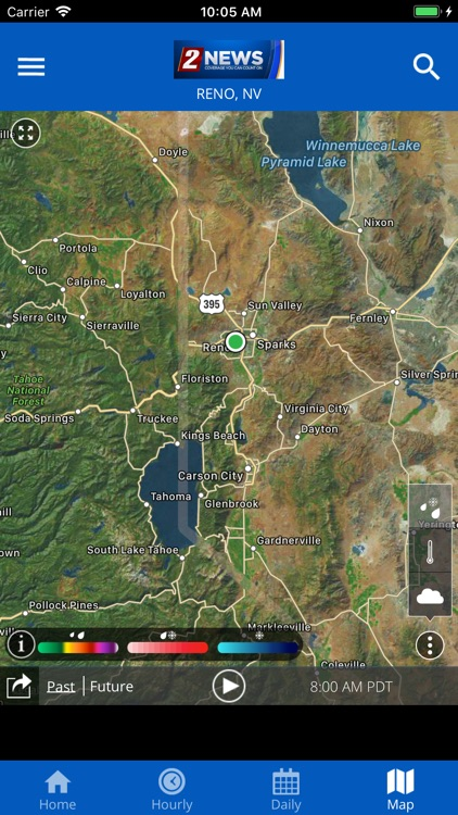 KTVN 2 News Weather App screenshot-3