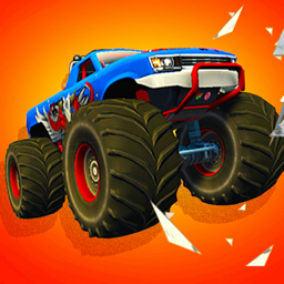 Ícone do app Monster Truck Kings