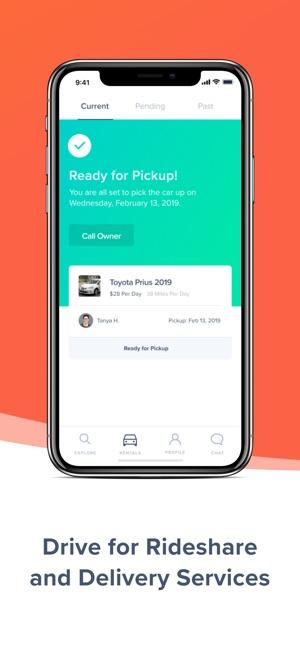 HyreCar: Rideshare Car Rentals on the App Store