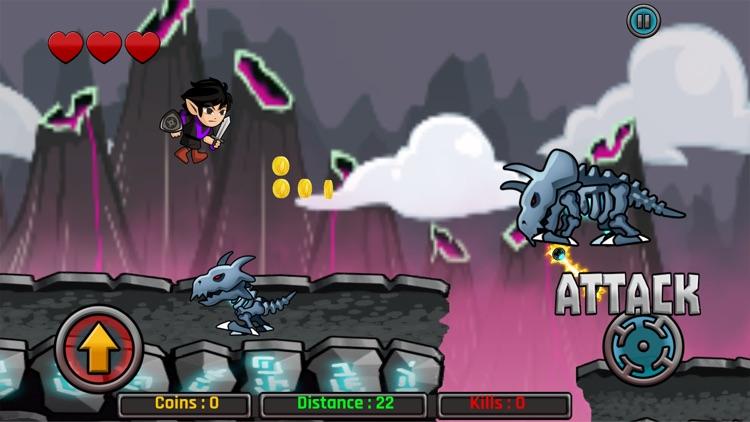 Knights Kingdom:Endless Runner screenshot-3
