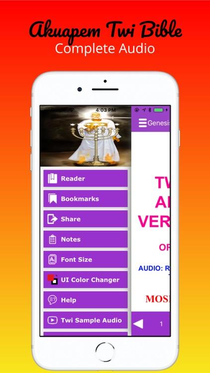 Twi Bible ― Akuapem screenshot-0