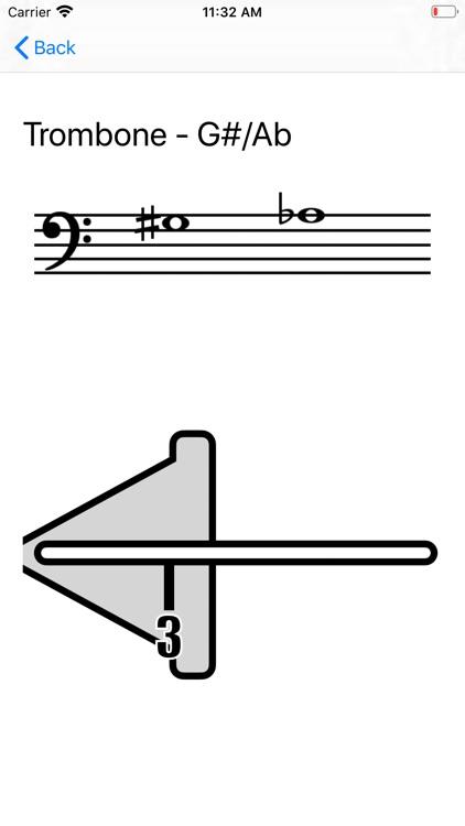 Wind Instrument Fingerings screenshot-4
