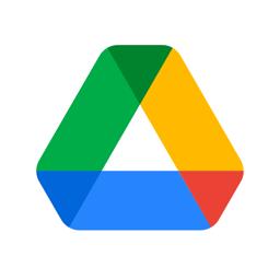 Ícone do app Google Drive - armazenamento