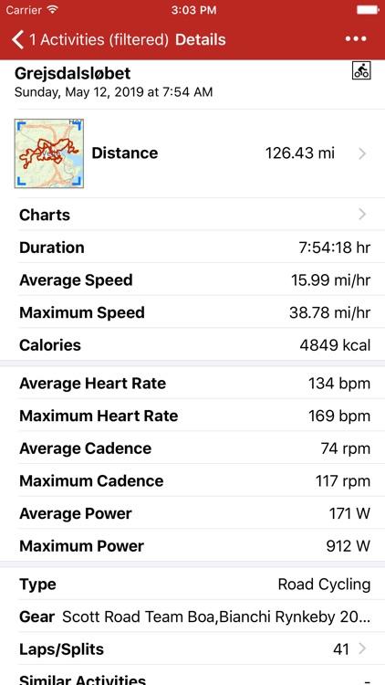 RunGap - Workout Data Manager screenshot-5