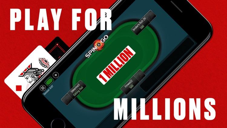 PokerStars Online Poker Games screenshot-5