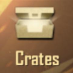 Crate simulator for PUBGM