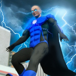 Superhero Crime Mafia 2021