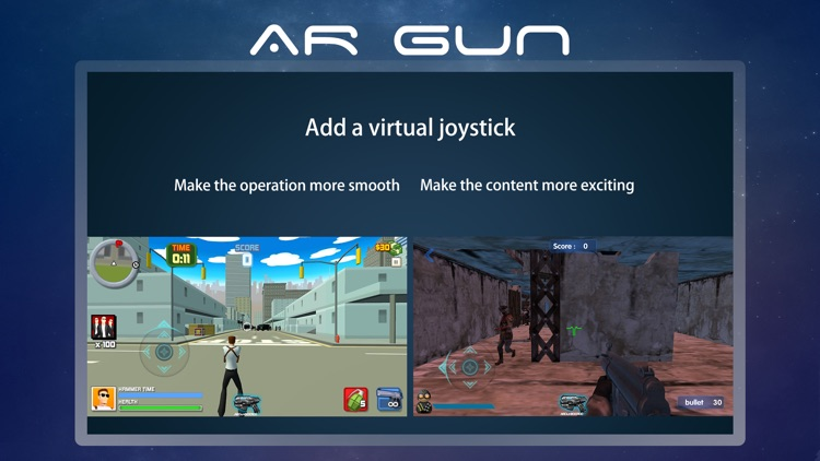 AR Gun - AR Gun Game Library screenshot-0