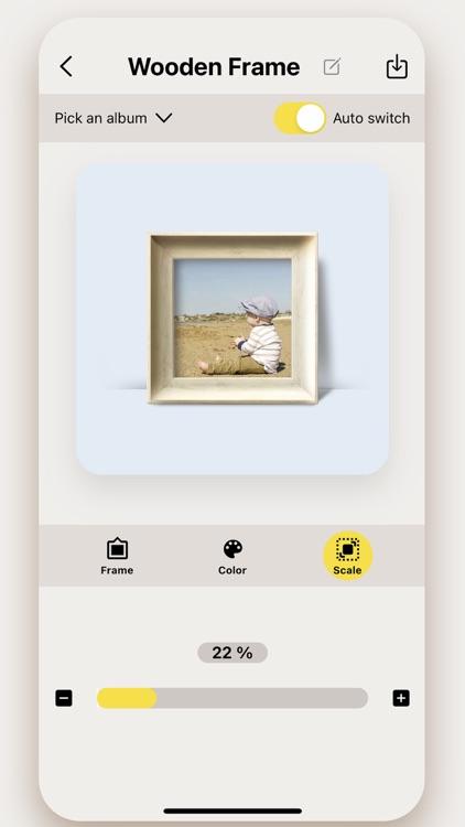 Engrave -My Photo Frame Widget screenshot-6