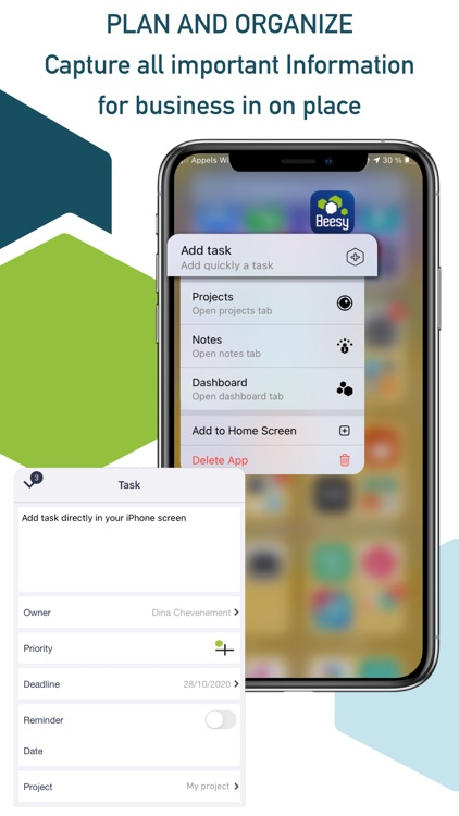 Beesy mobile screenshot-3