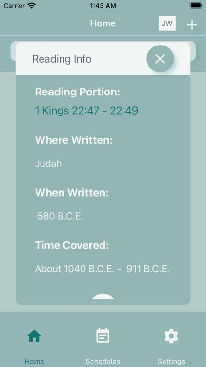 Bible Study Companion