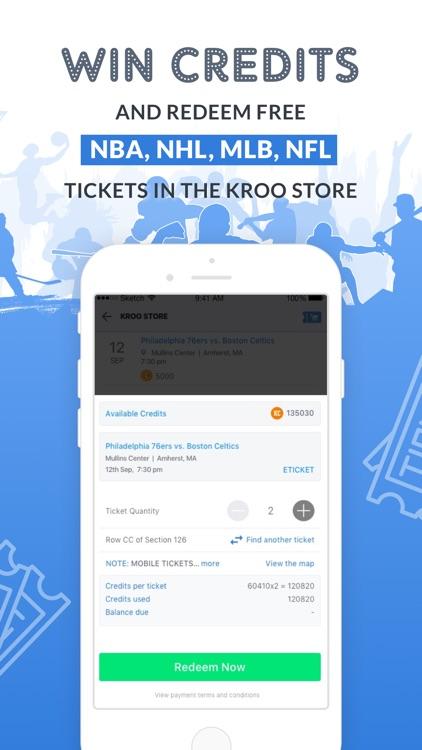 Kroo - Sports Predictions screenshot-6