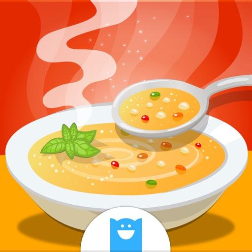 Супница делюкс - кулинарная игра для детей