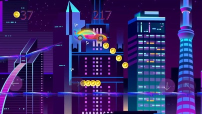 neon city: race mania Screenshot 4