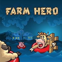 Please save them : Farm Hero