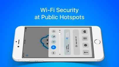 VPN 24: Hotspot VPN for iPhone app image