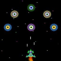 Phoenix Cresta Arcade Shooter