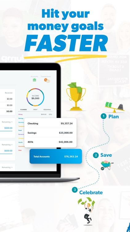 EveryDollar: Budget Your Money screenshot-4