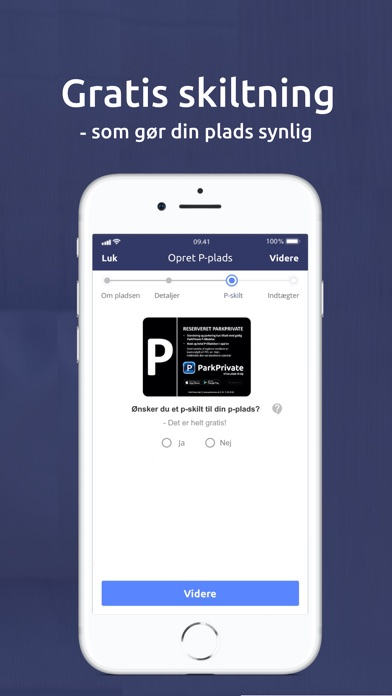ParkPrivate app image