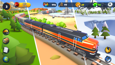 Screenshot of Train Station 2: Gioco Treni5