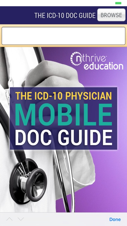 ICD-10 Doc Guide