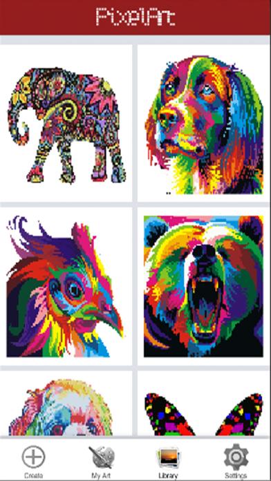 Pixel Art Malen Nach Zahlen