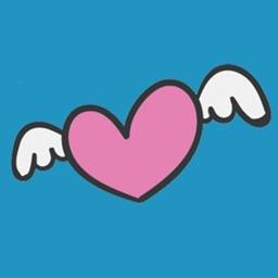Heart & Love emoji stickers