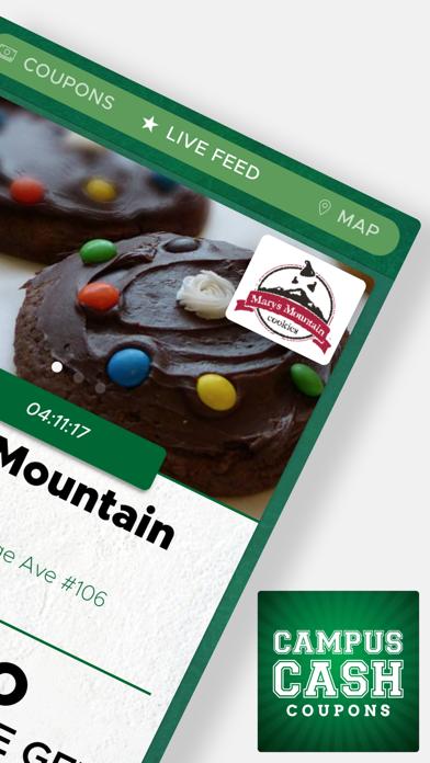 Screen Shot Campus Cash App 1
