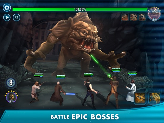 Star Wars™: Galaxy of Heroes - Revenue & Download estimates