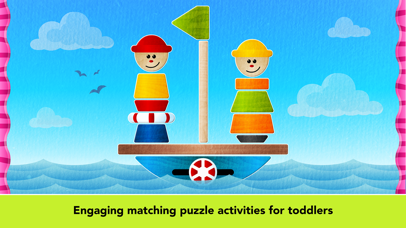 Toddler puzzles games for kids screenshot 7