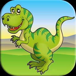 Kids Dino Adventure Game!