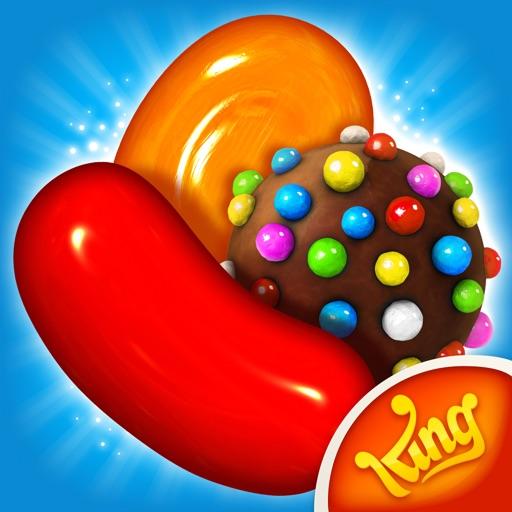 Candy Crush Saga iOS App