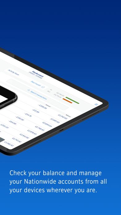 Nationwide Mobile Banking screenshot two