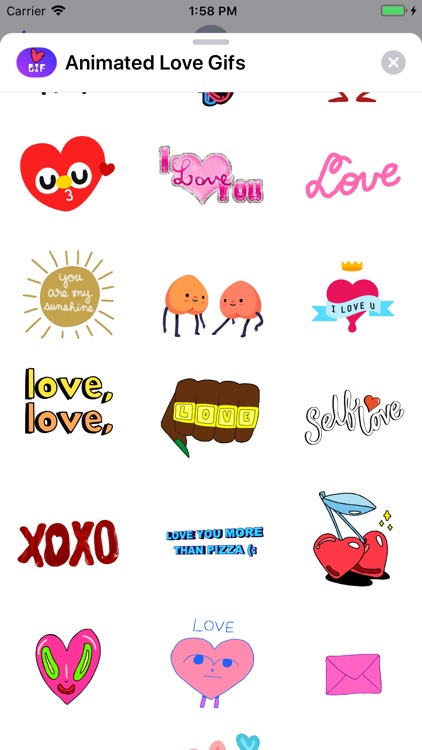 Animated Love Gifs