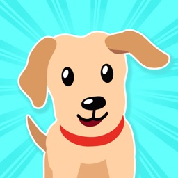 Funny Dogs: Animated Stickers