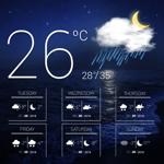 прогноз погоды & виджет на пк
