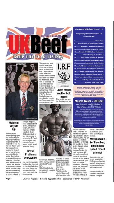 The Beef Magazineのおすすめ画像2